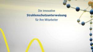 WebTV-Kurs Strahlenschutzunterweisung_Vorschauvideo_Poster