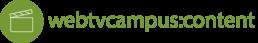 webtvcampus:content Logo